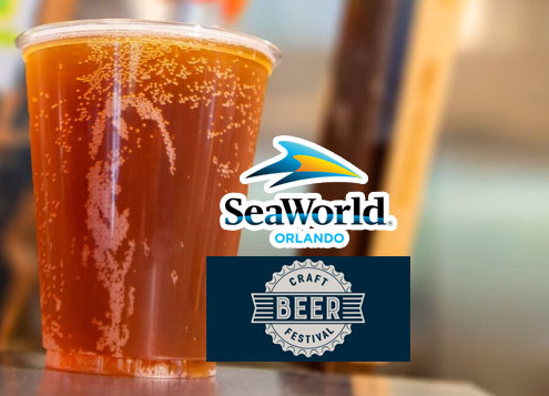 SeaWorld Craft Beer Festival